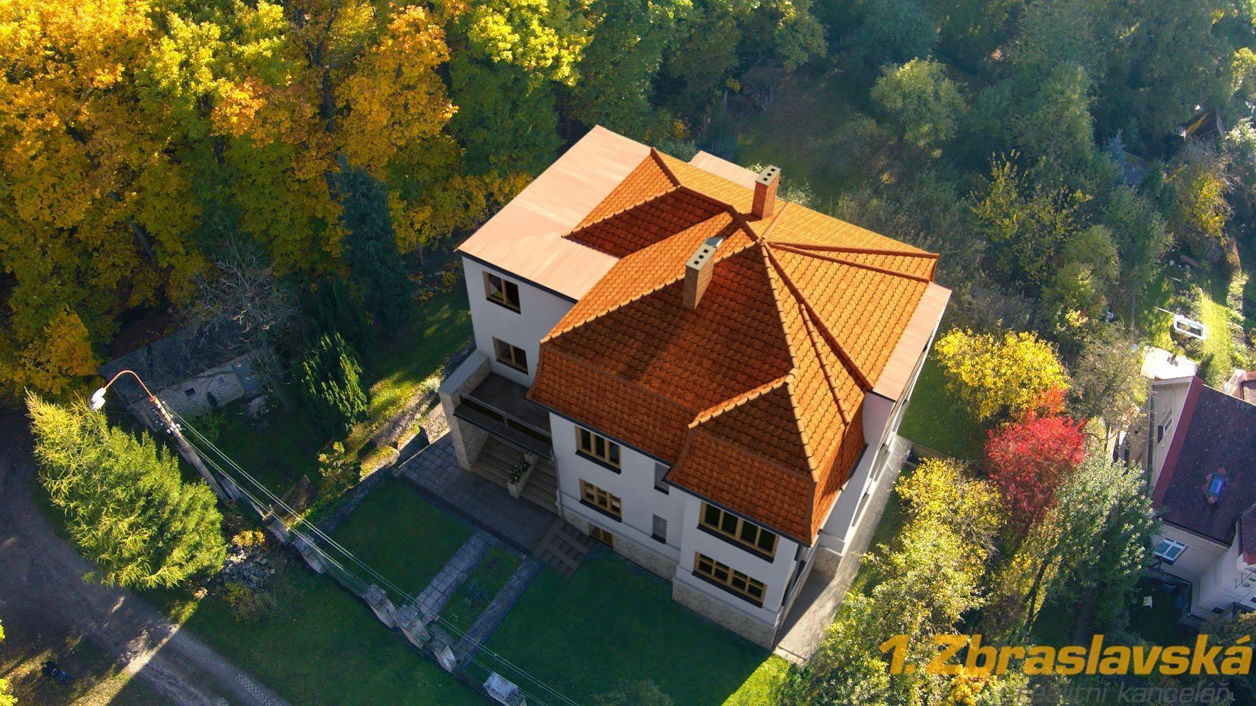 Bytový dům v Řevnicích v klidné lokalitě, Praha - Západ