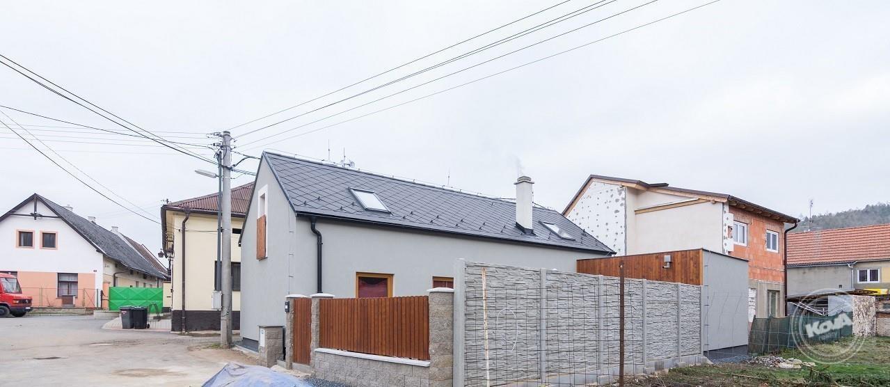 Prodej nového rodinného domu Hýskov
