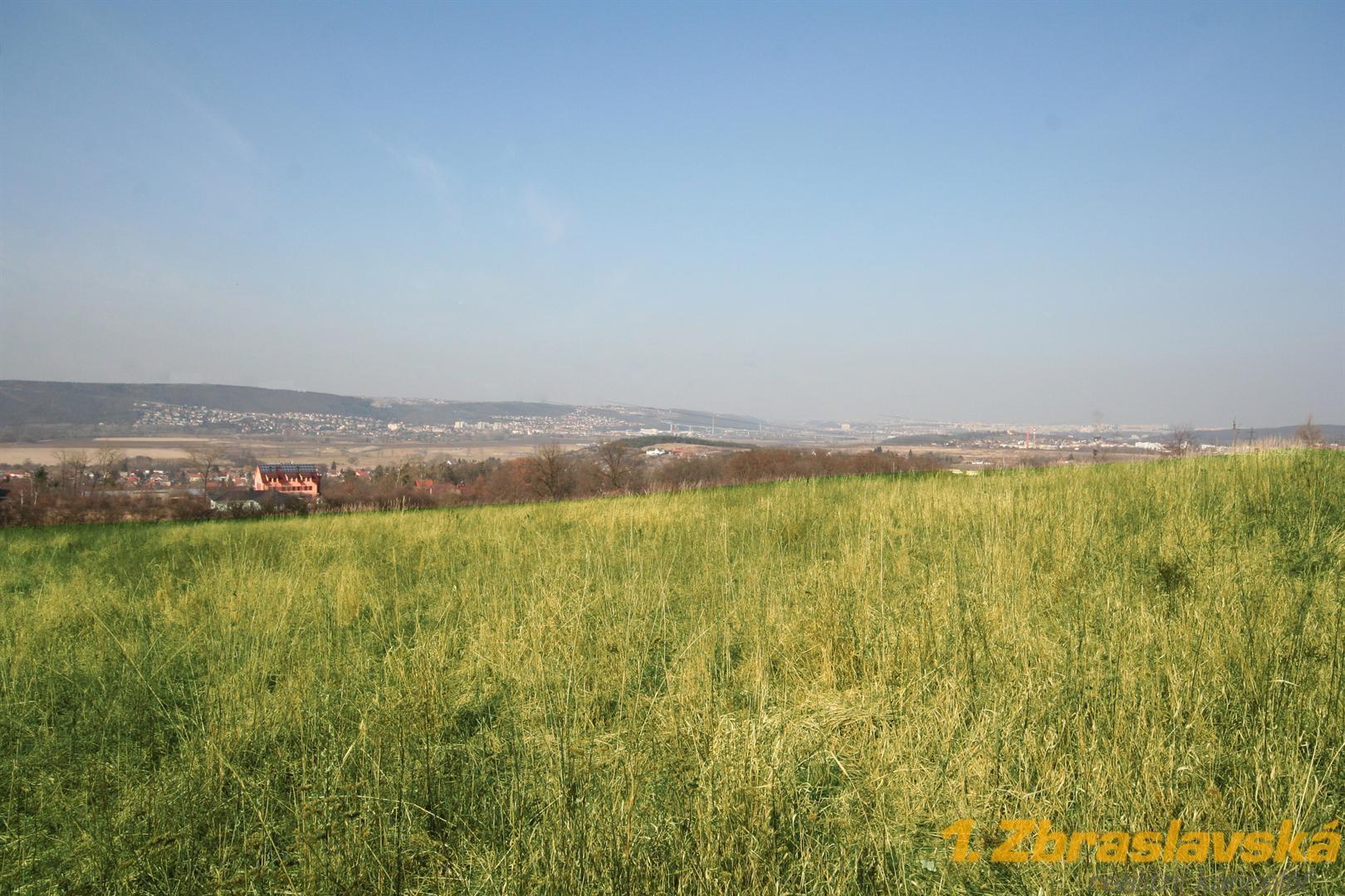 Praha 5 - Lipence, investiční příležitost 16.000 m2