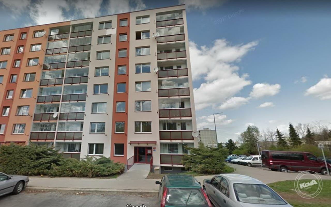 Dražba bytu 3+1/L 76 m2 v Praze 8, Bohnicích