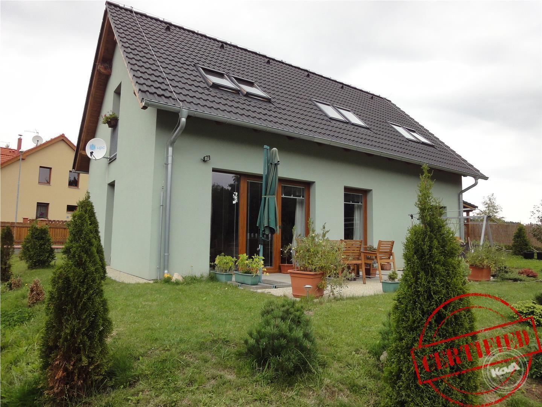 Prodej nového rodinného domu, Kunice