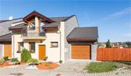 Prodej rodinného domu 5+kk, 132 m2 s garáží a pozemkem