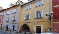 Opakovaná dražba dvou činžovních domů v historickém centru města Cheb