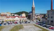 Aukce pozemků pro výstavbu osmi řadových činžovních domů v Kralupech nad Vltavou