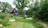 Benešov - Libohošť, prodej chaty 67 m2, zahrada 224 m2