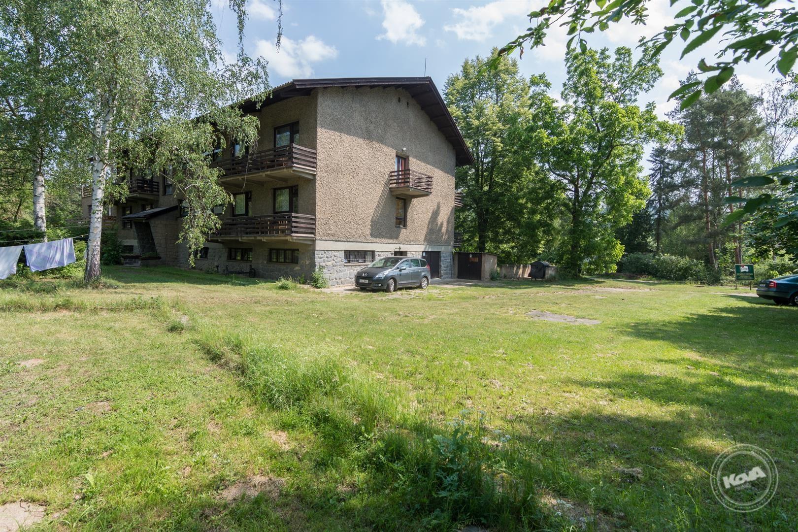 Penzion Sedma na prodej s pozemkem 3 308 m