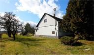 Věšín, prodej rodinného domu 138 m2, zahrada 2521 m2