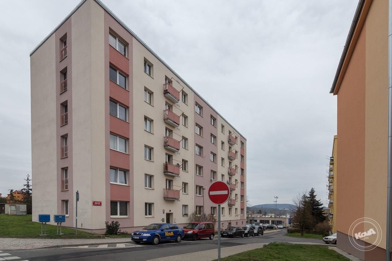 Revitalizovaný bytový dů
