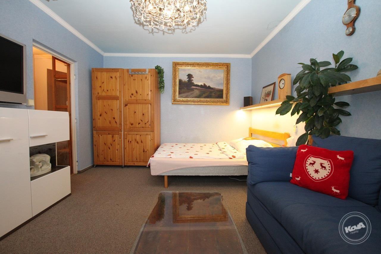 Útulně zařízený obývací pokoj