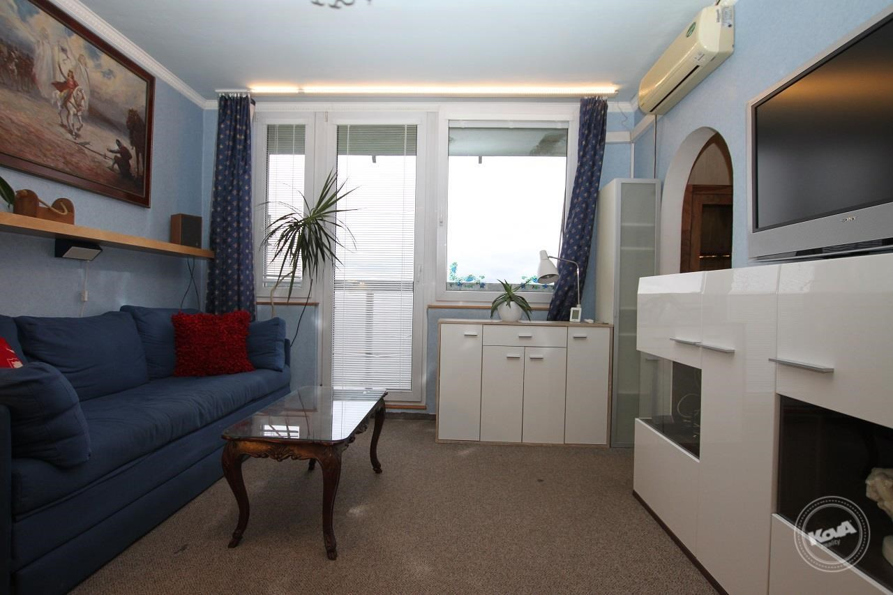 Pronájem bytu 1+1/L 39 m2 s lodžií s výhledem